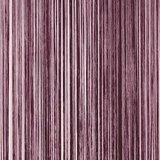 Frusqo draadjesgordijn aubergine 90x200cm_