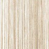 Frusqo draadjesgordijn beige-bruin 90x200cm_