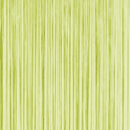 Frusqo draadjesgordijn olijfgroen 100x250cm