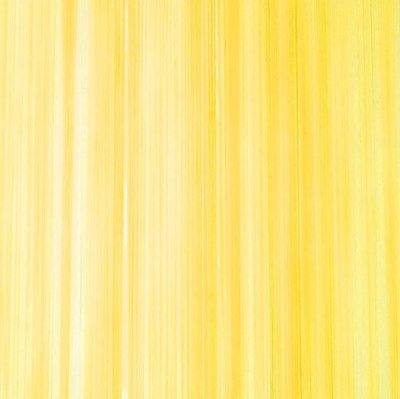 Frusqo draadjesgordijn geel 90x200cm
