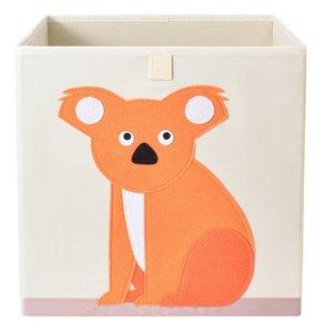 Frusqo opbergmand koala orange