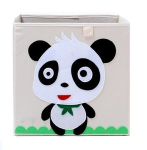 Opbergmand Pandabeertje