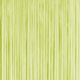 Frusqo draadjesgordijn olijfgroen 90x200cm
